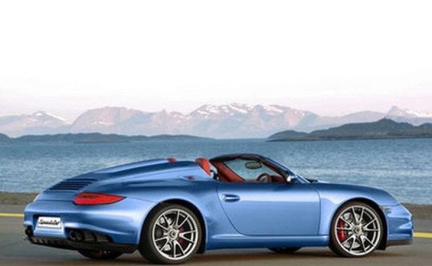 """Porsche 911 Speedster"""