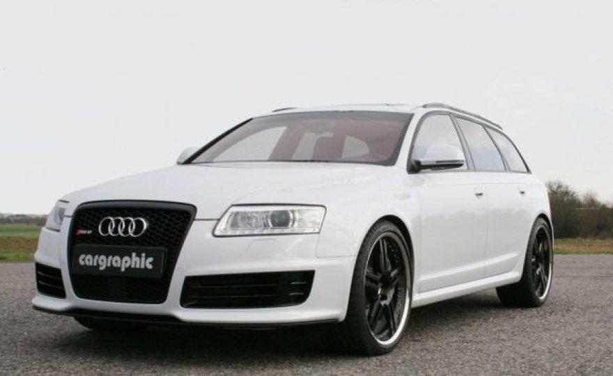 """Audi RS6 Cargraphic"""