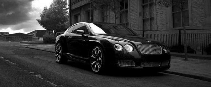 """Bentley Continental GT-S"""