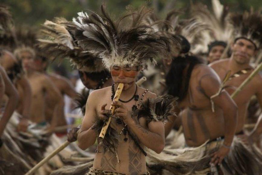 Indėnai