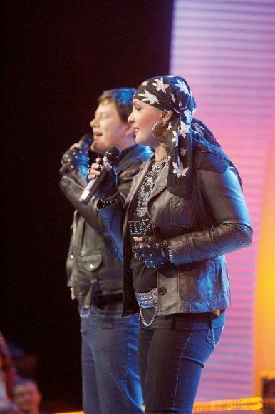Foto naujienai: Jolanta ir Artūras Paulauskai: be pavydo