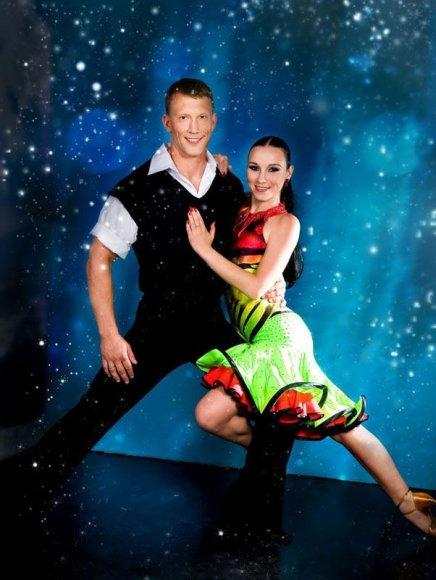 Foto naujienai: Per vestuves nešokęs valso olimpietis Alvydas Duonėla rudenį šoks televizijoje