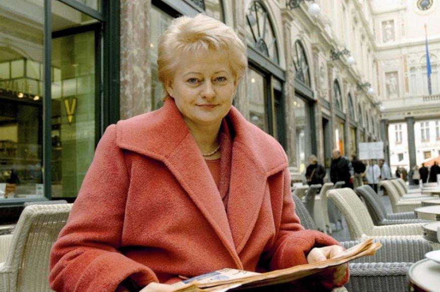 """Foto naujienai: Apdovanota """"Lietuvos Metų Moteris 2008""""!"""
