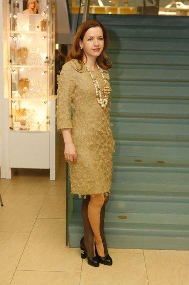 Foto naujienai: Gytė Grigonytė-Babajan: nieko atsitiktinio