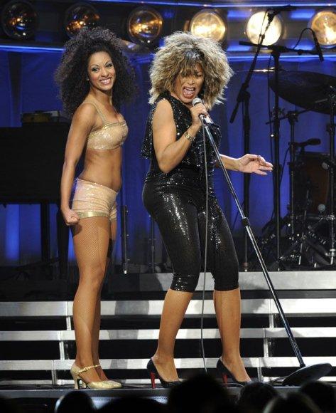 Foto naujienai: Tina Turner. Roko karalienės renesansas