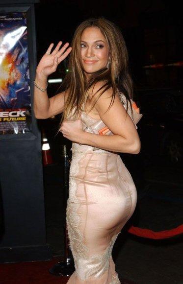 Foto naujienai: Jennifer Lopez – pašėlusi moterytė