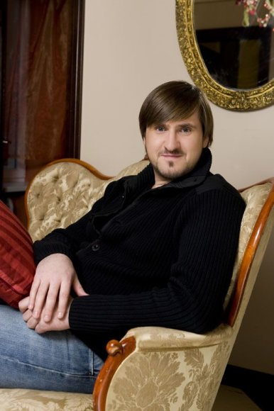"""Foto naujienai: Gediminas Jaunius: """"Dirbsiu tik laidoje, kuri turi gražią misiją..."""""""