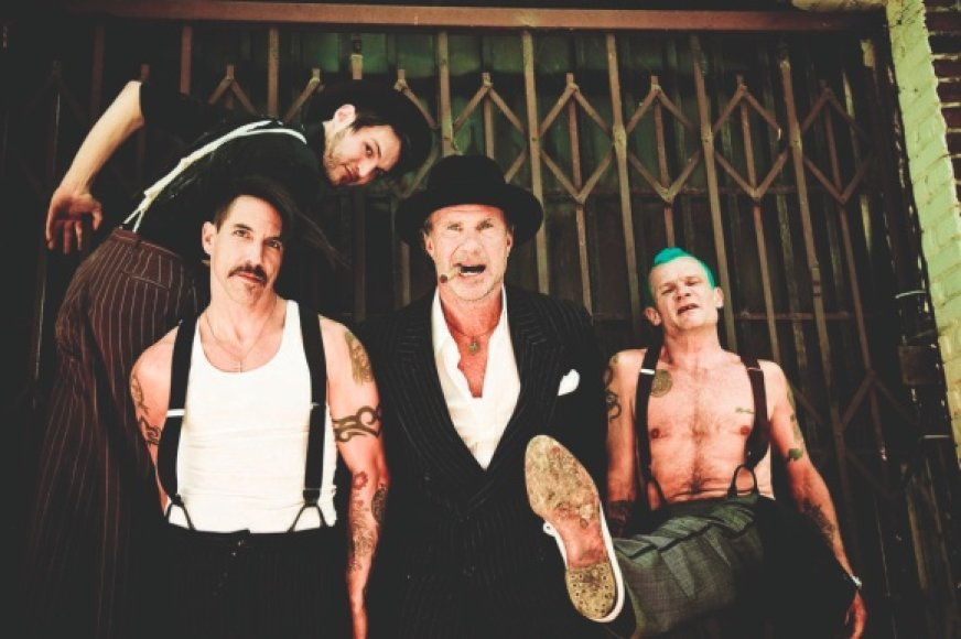 """Red Hot Chili Peppers"""
