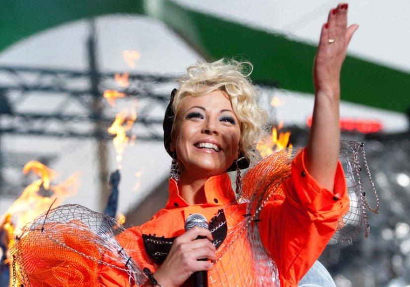 Dainininkė Mia