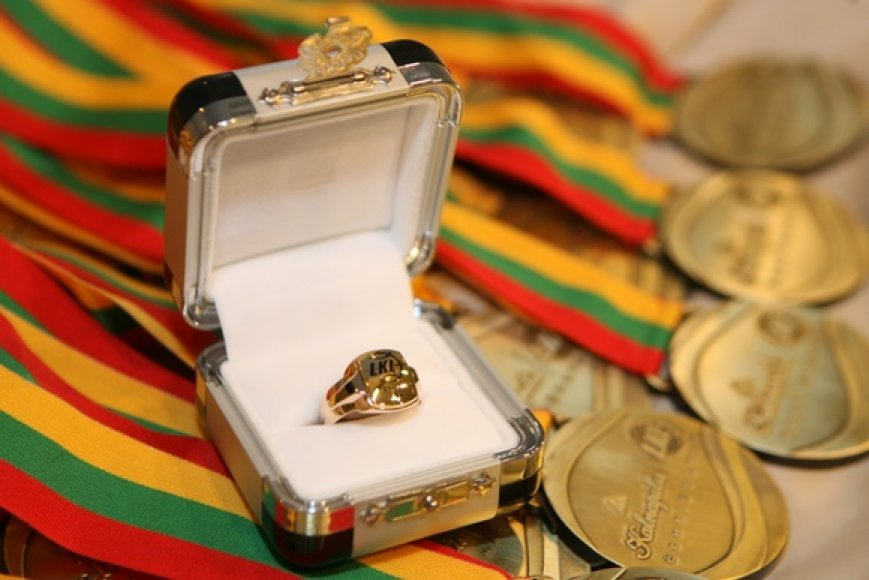"""Rūdupio"" komanda rimtai pretenduoja į LKL apdovanojimus"