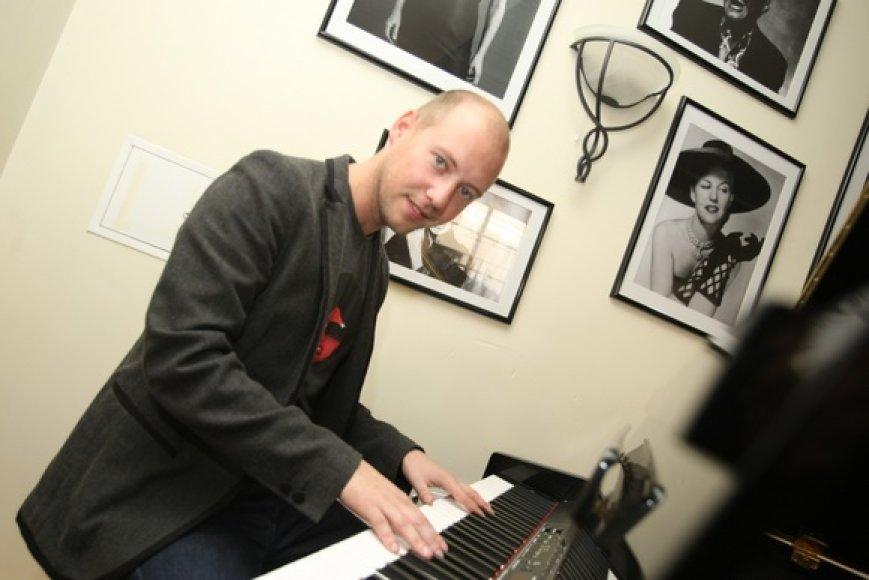 Sasha Song atidarė nuosavą džiazo klubą