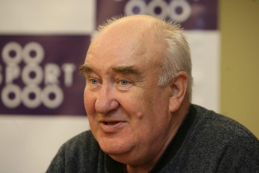 Treneris Jurijus Moskvičiovas