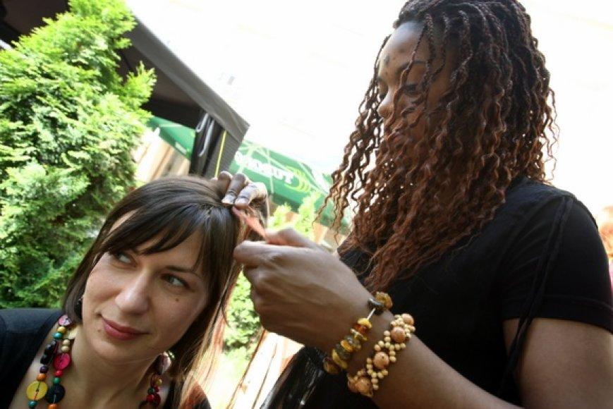 """Pirmą kartą surengtas festivalis """"Afrikos dienos"""" siūlė artimesnę pažintį su Afrika"""