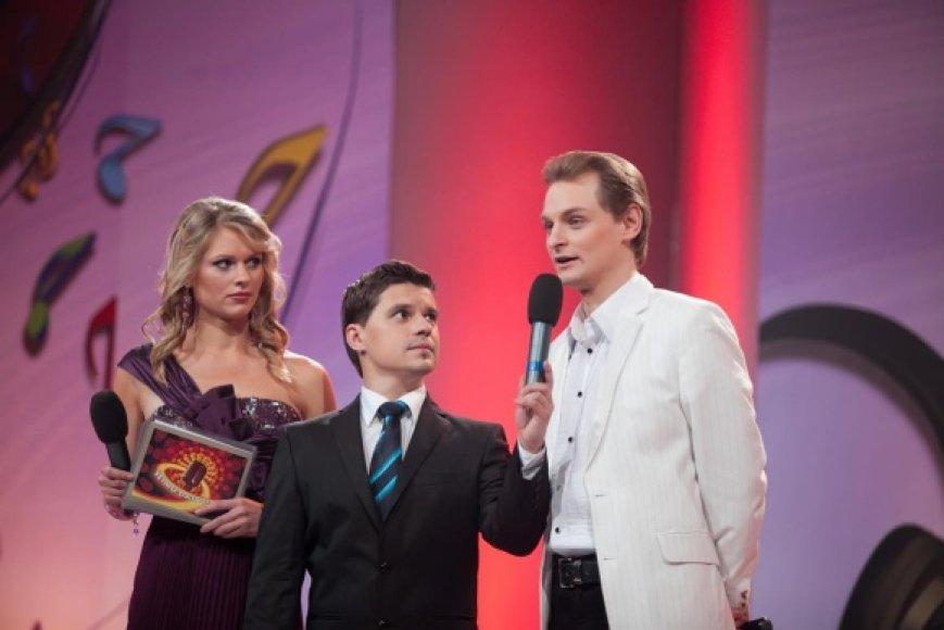 A.Grudytė-Guobienė, Deivis ir Liudas Mikalauskas
