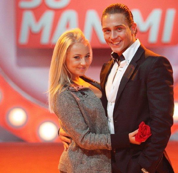 Eglė Straleckaitė ir Martynas Malakauskas
