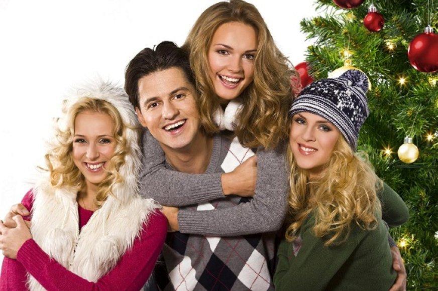 TV3 Kalėdų renginių vedėjai