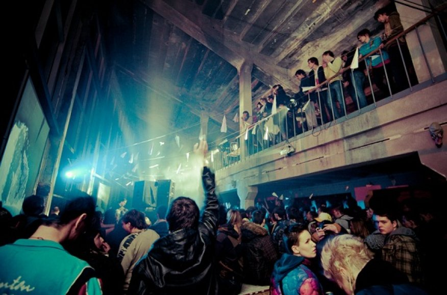 "Elektroninės muzikos festivalis ""Blitzkrieg"""
