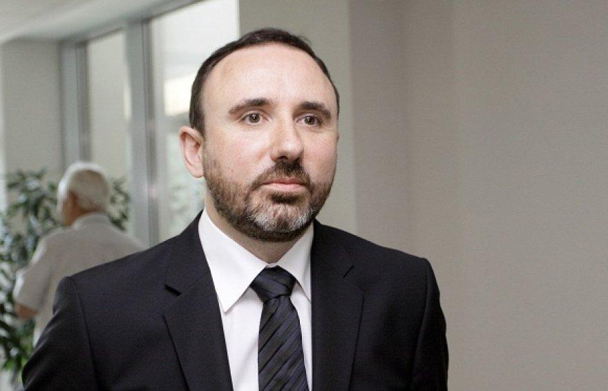 Kandidatas į kultūros ministrus Arūnas Gelūnas