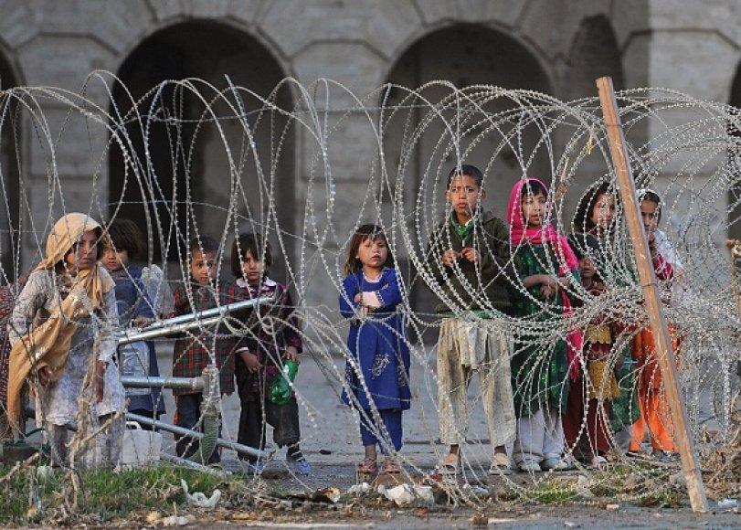 Kabulo kasdienybė