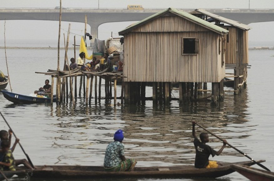 Makoko lūšnynas