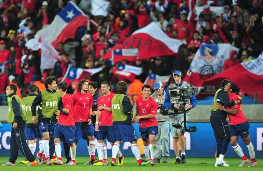 Čilės triumfas