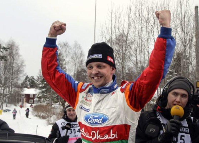 Mikko Hirvonenas