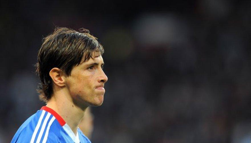 Fernando Torresas vėl neįmušė