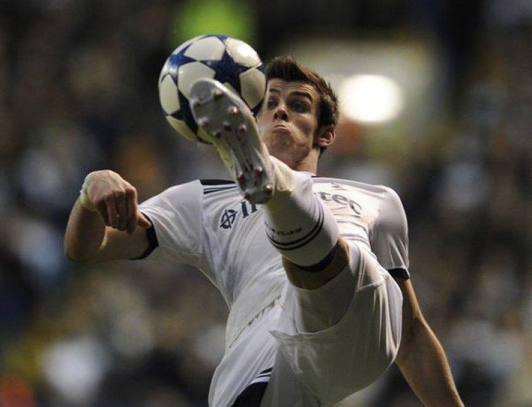 """Tottenham"" saugas Garethas Baleas"