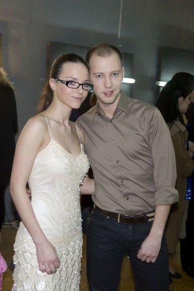 Sasha Song ir Evelina Anusauskaitė
