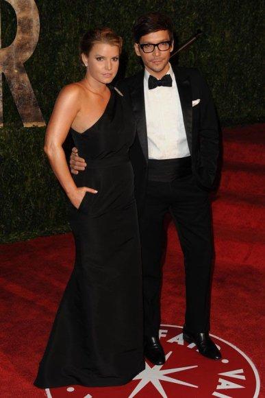 Jessica Simpson ir Kenas Pavesas