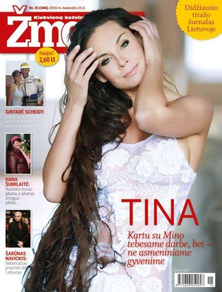 Kristina Navickaitė-Tina