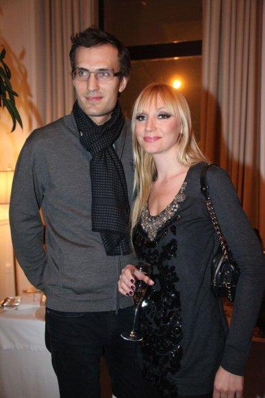 Michailas Zemcovas ir Kristina Orbakaitė