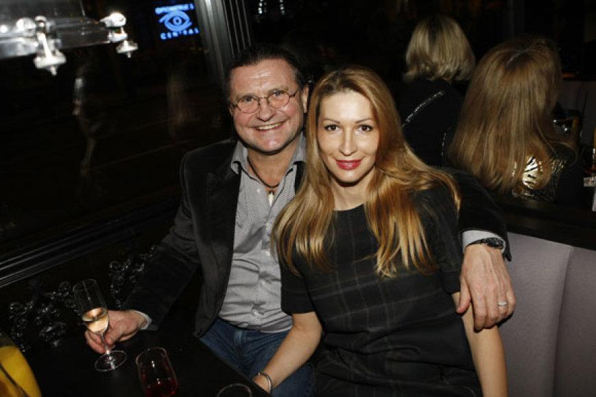 Antanas ir Daina Bosai