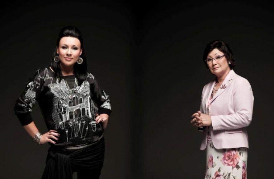 Ona Valiukevičiūtė ir Giedrė Balutytė