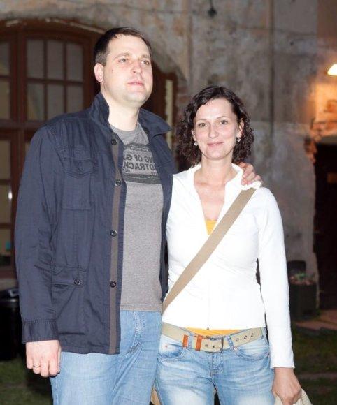Kristina ir Linas Damanskiai