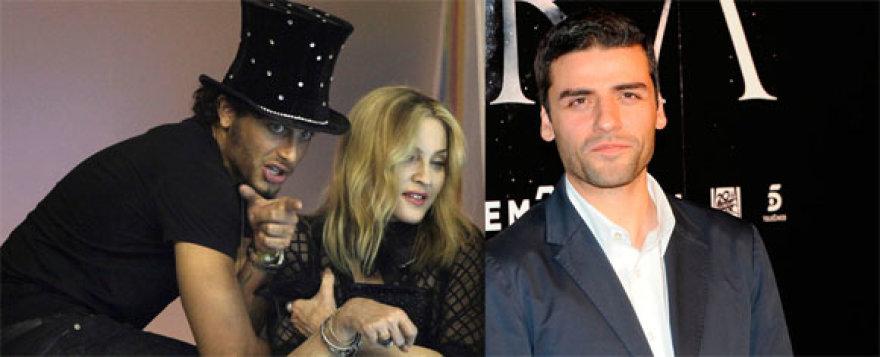Jesusas Luzas, Madonna, Oscaras Isaacas