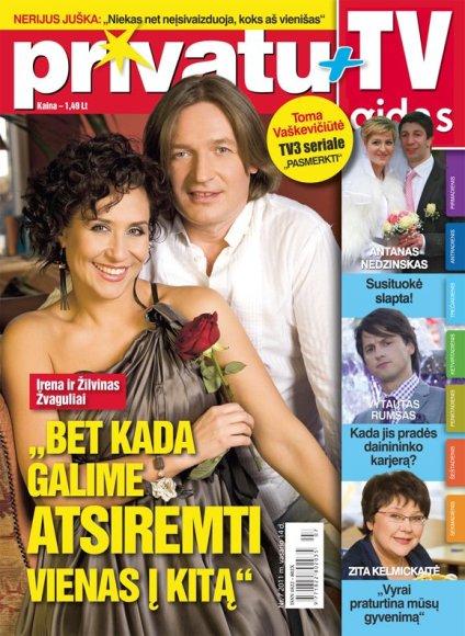 Irena ir Žilvinas Žvaguliai
