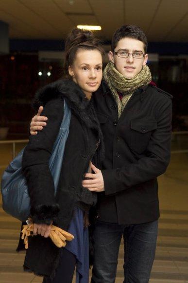 Veronika Brasaitė ir Donatas Montvydas