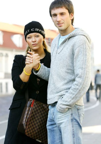 Agnė ir Deividas Šemberai