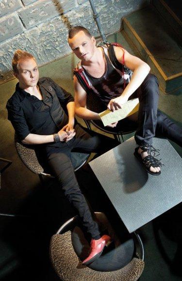 Jarmo Skönas ir Ruslanas Kirilkinas