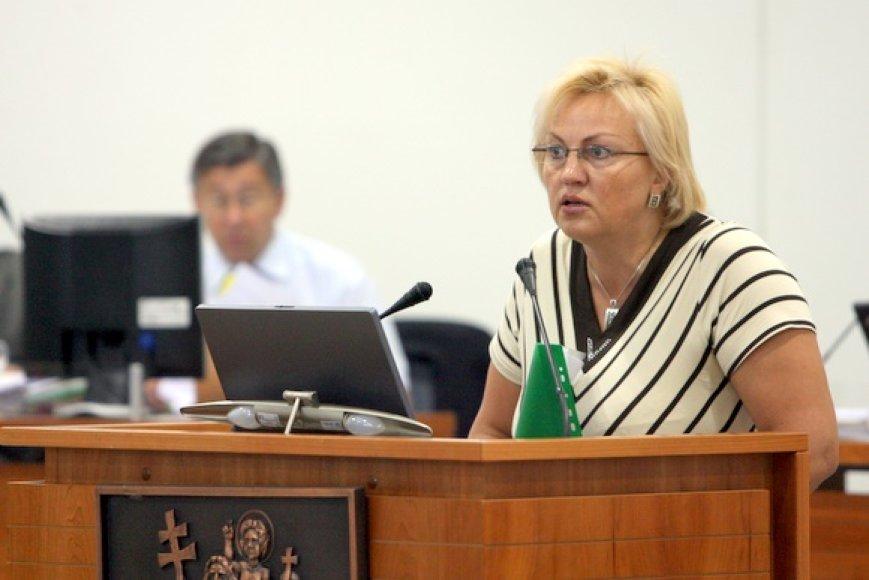 N.Prišmontienės prašymai dar kartą apsvarstyti nuomos konkurso nuostatas tarybos narių nepaveikė.