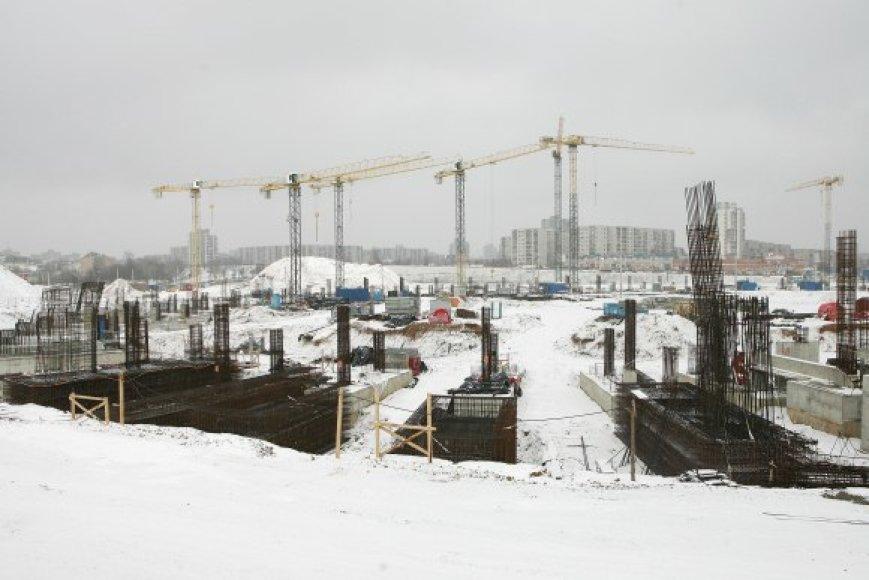 Nacionalinis stadionas vieniems Vilniaus politikams atrodo nelabai reikalingas, kitiems – būtinas objektas.