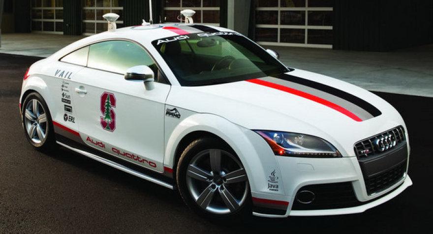 """Audi Autonomus TTS Pikes Peak"""