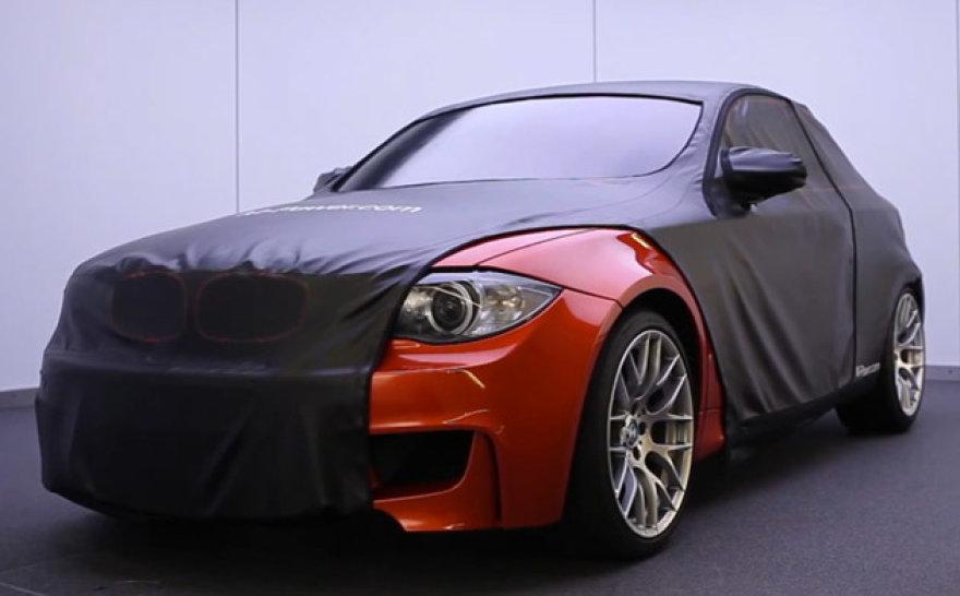 BMW 1-os serijos M kupė