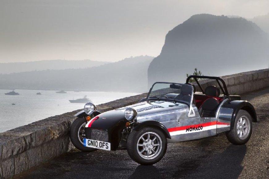 """""""Caterham Roadsport 125 Monaco"""""""