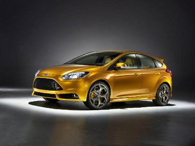 """Ford Focus ST"" koncepcinis modelis"
