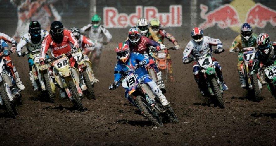 """""""Red Bull Motocross of Nations"""" lenktynėse startuos Nerijus Rukštela"""