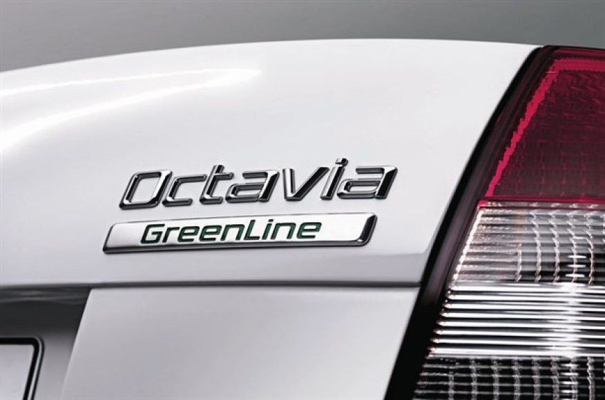 """""""Škoda Octavia GreenLine"""""""