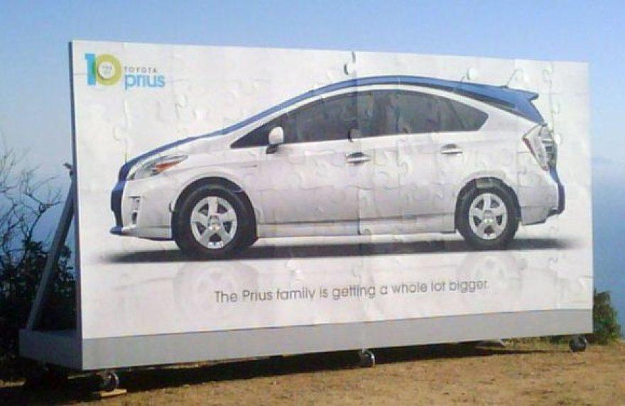 """""""Toyota Prius"""" reklama"""