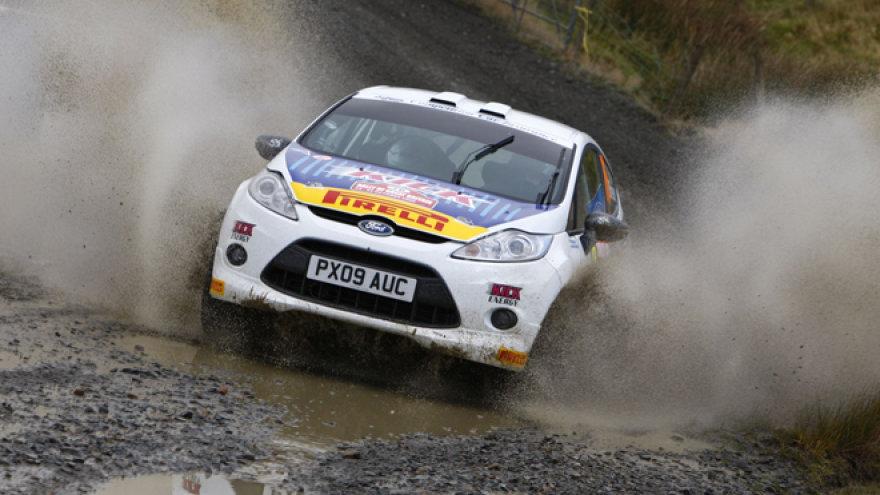 "WRC akademijos automobilis - ""Ford Focus"""